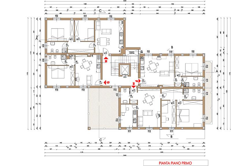 Residenziale immobiliari dr gaetano zanoli for Software di piano terra residenziale