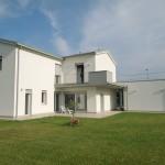Demolizione e ricostruzione di abitazione unifamiliare